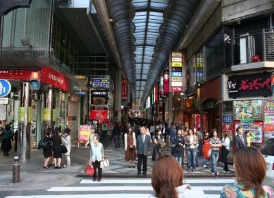 مركز تسوق شينزايباشي-سوجي
