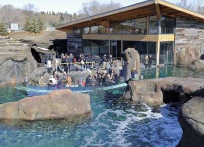 حديقة حيوان إدمونتون