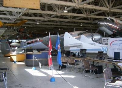 متحف ألبرتا للطيران