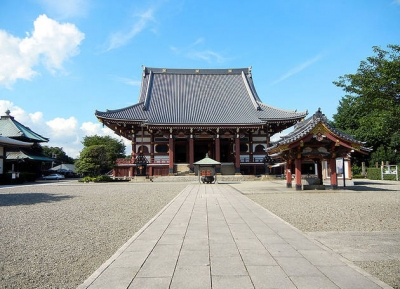 معبد إيكيجامي-هونمون-جي