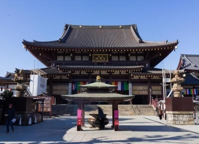 معبد هيكين-جي كاواساكي دايشي
