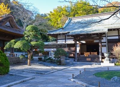 معبد هوكوكو-جي