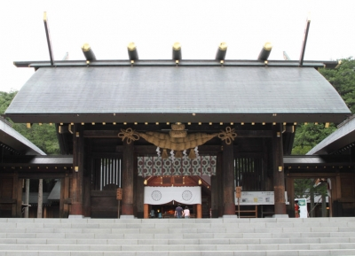 ضريح هوكايدو-جينغو