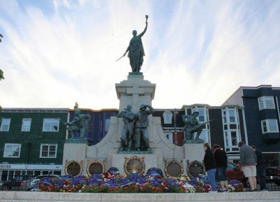 النصب التذكارى للحرب الوطنيه