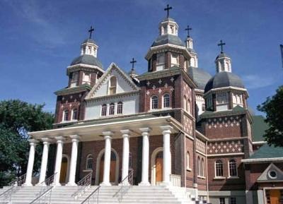 كاتدرائية سانت جوزف الكاثوليكيه الاوكرانيه