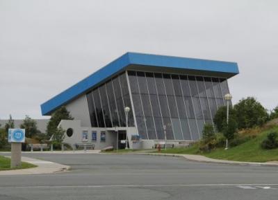 مركز جونسون الجيولوجى