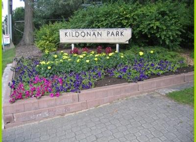 حديقة كيلدونان