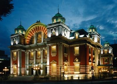 قاعة مدينة أوساكا العامة المركزية