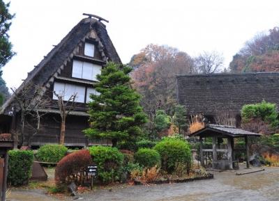 نيهون مينكاين (متحف البيت الشعبي الياباني المفتوح)