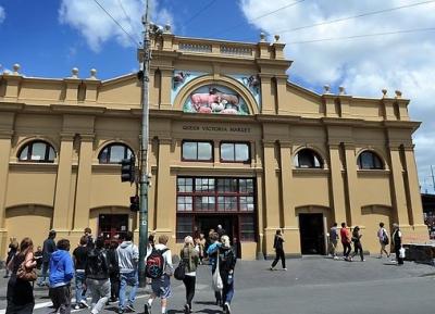 سوق الملكة فيكتوريا