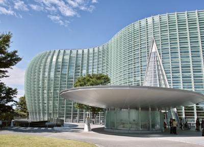 المركز الوطني للفنون، طوكيو