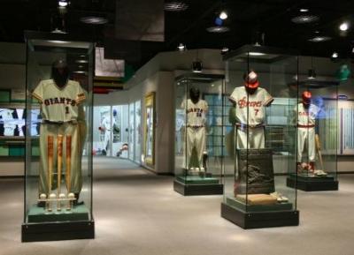 متحف مشاهيرالبيسبول
