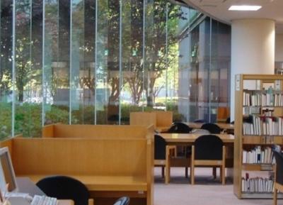 مركز الأدب الدولي للأطفال، مكتبة محافظة أوساكا المركزية