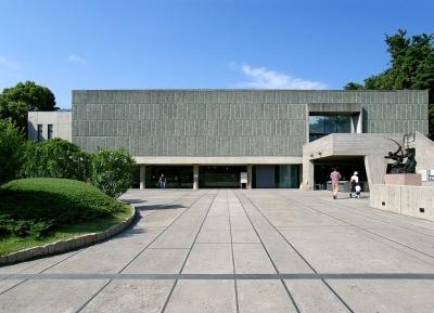 كوكوريتسو سيو بيجوتسوكان (المتحف الوطني للفن الغربي)