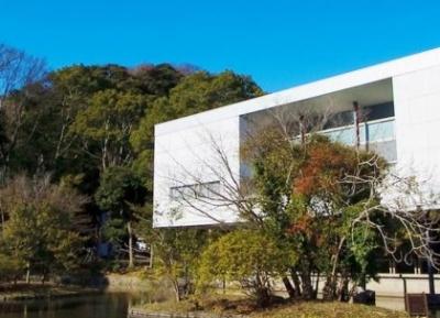 كاناغاوا كينريتسو كينداي بيجوتسكان (متحف الفن الحديث)
