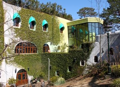 متحف غيبلي، ميتاكا