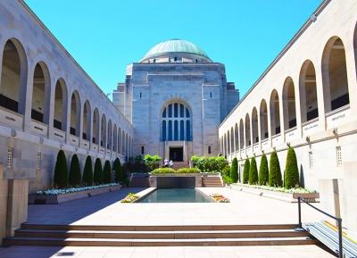 النصب التذكارى للحرب الاستراليه