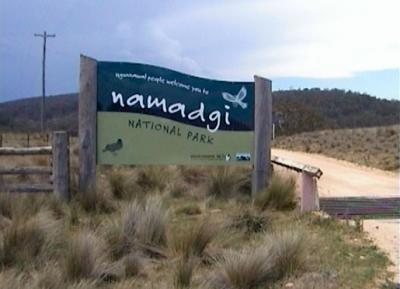 حديقة نامادجى الوطنية