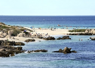 شاطئ تريج
