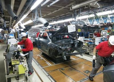 مصنع نيسان أوباما