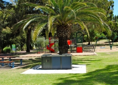 حديقة جون أولدهام