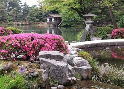 حديقة كينروكوين