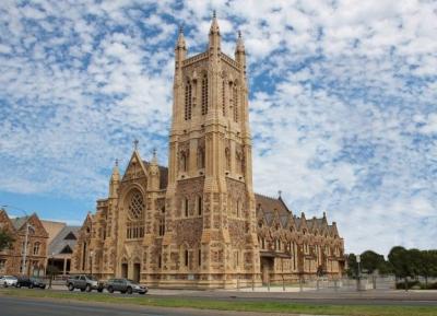 كاتدرائية سانت فرنسيس