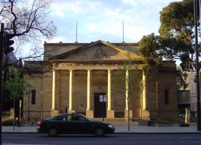 معرض فنون جنوب أستراليا