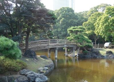 حديقة هاما-ريكيو أونشي تين