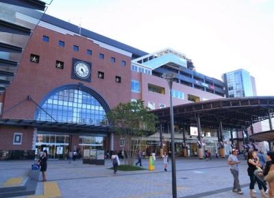 محطة أويتا
