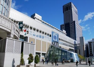 محطة سابورو