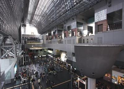 محطة كيوتو