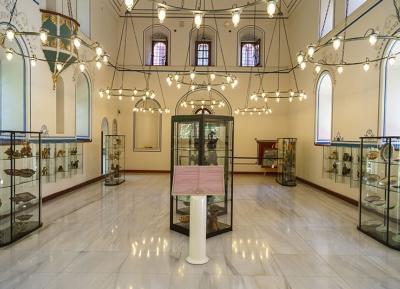 سونا وإينان كيراتك متحف كاليشى