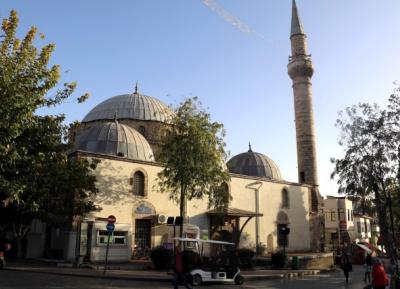 مسجد محمد تيكلى باشا