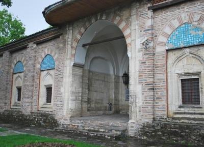 متحف الفنون التركيه الاسلاميه