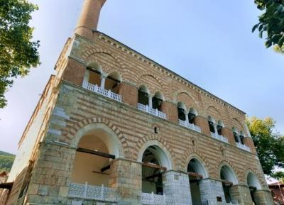 مسجد مراد الثانى هودافنديغار
