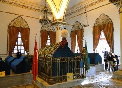 مقابر عثمان بيك و أورهان بيك