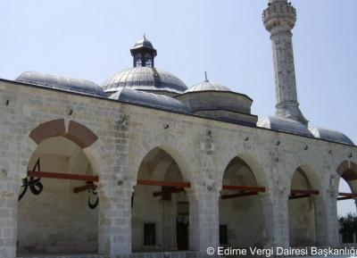 مسجد السلطان مراد الثانى (مراديه)