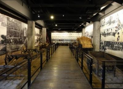 متحف توفاش لعربات الاناضول