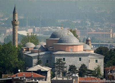 مسجد يلدرم بيازيت