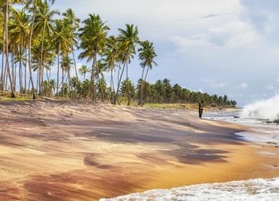 شاطئ نيغومبو