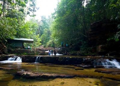 محمية غابة كيتولغالا