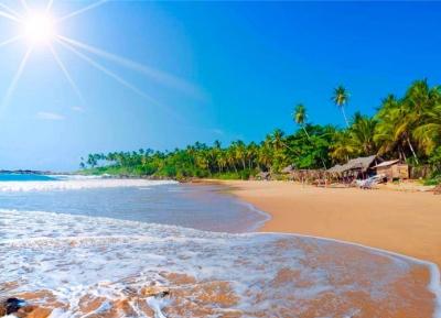 شاطئ ترينكومالي