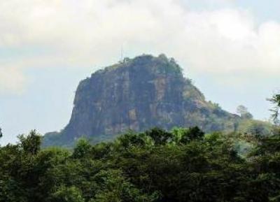 جبل قبعة البارون و ثوبيغالا