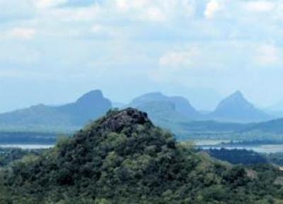 جبل بلان هيلا