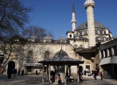 مسجد أيوب سلطان