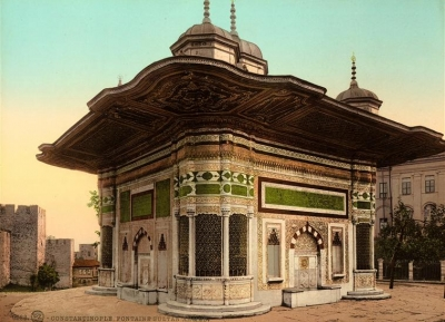 سبيل السلطان أحمد الثالث
