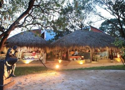 القرية أبي غاما التقليدية