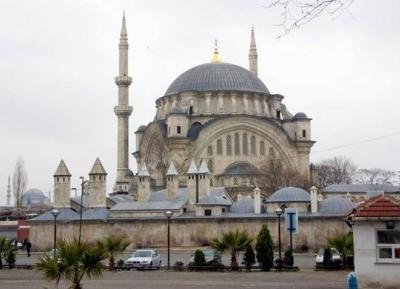مسجد النور العثمانى