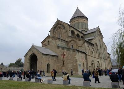 كاتدرائية سفيتسكوفالى (كاتدرائية شجرة الحياه)